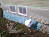 Spray Foam Insulation Outside (2)